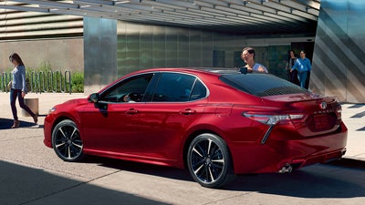 2018 Toyota Camry Toyota Camry In Glenwood Springs Co