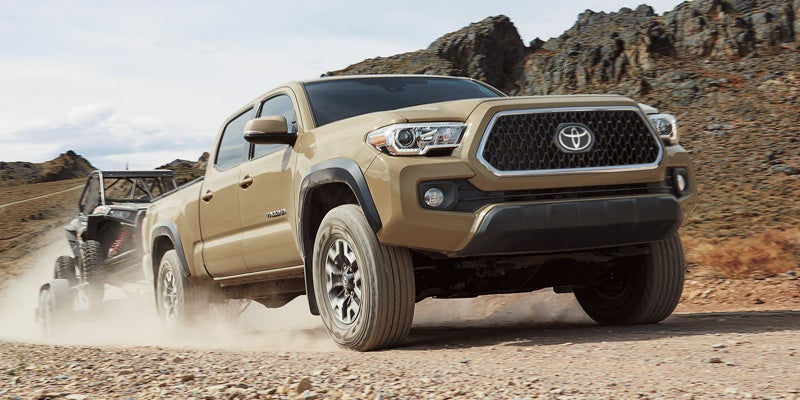 2019 Toyota Tacoma Toyota Tacoma In Glenwood Springs Co Bighorn