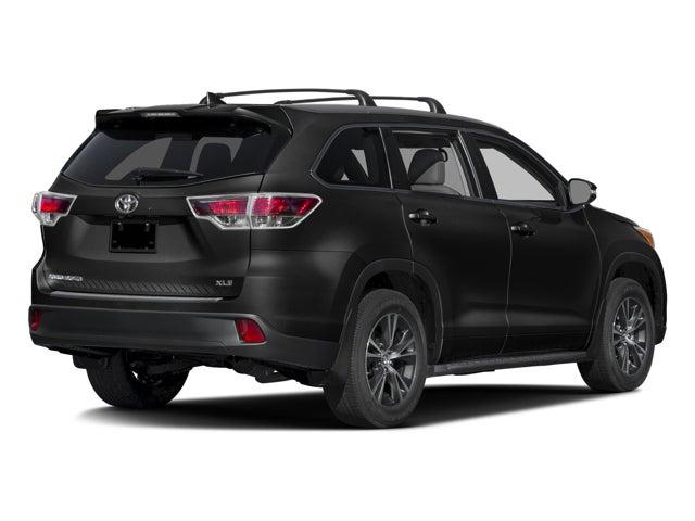 2016 Toyota Highlander Xle In Glenwood Springs Co Horn