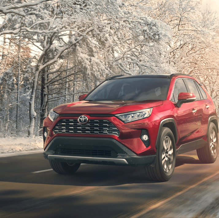 All New 2019 Toyota Rav4
